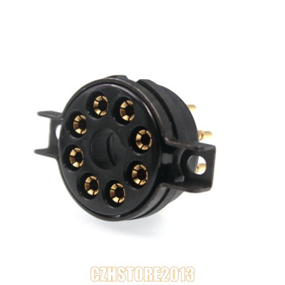 8Pin Bakelite Vacuum Tube Socket 1.jpg